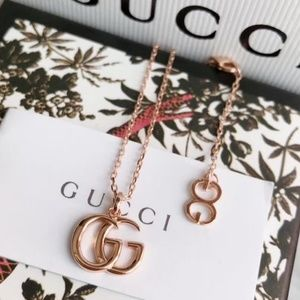 GG necklaces